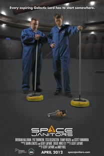 Space Janitors - Poster / Capa / Cartaz - Oficial 1