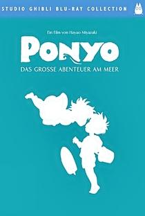 Ponyo: Uma Amizade que Veio do Mar - Poster / Capa / Cartaz - Oficial 5