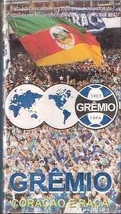 Grêmio - Coração e Raça - Poster / Capa / Cartaz - Oficial 1