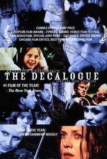 O Decálogo - Poster / Capa / Cartaz - Oficial 5
