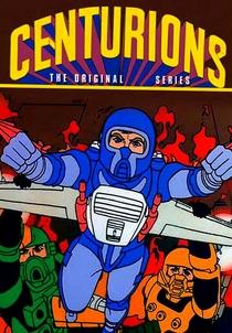 Os Centurions - Poster / Capa / Cartaz - Oficial 1