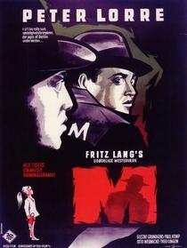 M, o Vampiro de Dusseldorf - Poster / Capa / Cartaz - Oficial 9