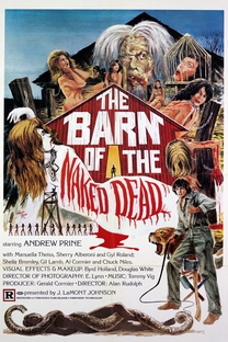 Barn of the Naked Dead - Poster / Capa / Cartaz - Oficial 4