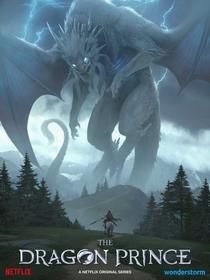 O Príncipe Dragão (3ª Temporada) - Poster / Capa / Cartaz - Oficial 1
