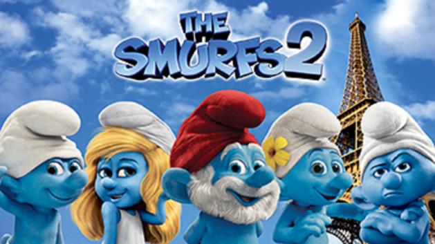 [Saindo do Cinema] Os Smurfs 2