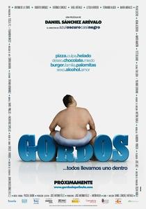 Gordos - Poster / Capa / Cartaz - Oficial 1