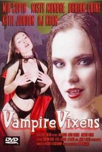 Vampire Vixens - Poster / Capa / Cartaz - Oficial 1
