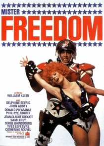 Mr. Freedom - Poster / Capa / Cartaz - Oficial 2