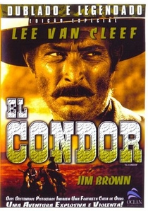 El Condor - Poster / Capa / Cartaz - Oficial 4