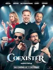 Coexister - Poster / Capa / Cartaz - Oficial 2