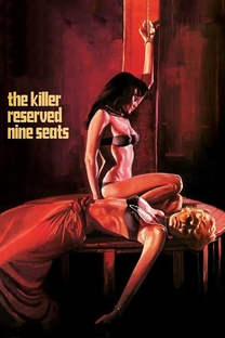 The Killer Reserved Nine Seats - Poster / Capa / Cartaz - Oficial 5