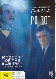 O Mistério do Trem Azul - Poster / Capa / Cartaz - Oficial 1