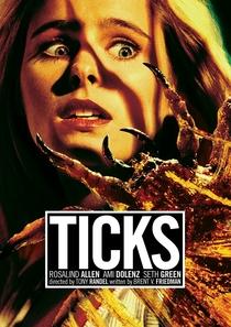 Ticks - O Ataque - Poster / Capa / Cartaz - Oficial 1