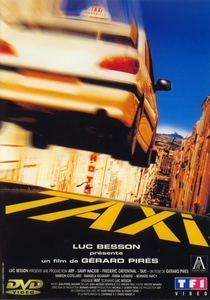 Táxi - Velocidade nas Ruas - Poster / Capa / Cartaz - Oficial 3