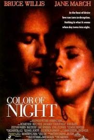 A Cor da Noite - Poster / Capa / Cartaz - Oficial 1