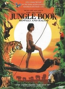 O Livro da Selva - Parte 2 - Poster / Capa / Cartaz - Oficial 3