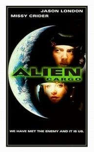 Ameaça Extraterrestre - Poster / Capa / Cartaz - Oficial 1