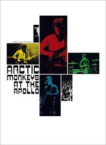 Arctic Monkeys at the Apollo - Poster / Capa / Cartaz - Oficial 1