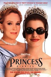 O Diário da Princesa - Poster / Capa / Cartaz - Oficial 3