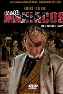 2001 Maníacos - Poster / Capa / Cartaz - Oficial 2