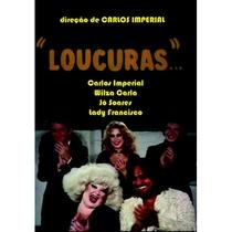 Loucuras, o Bumbum de Ouro - Poster / Capa / Cartaz - Oficial 1