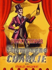 Champagne Charlie - Poster / Capa / Cartaz - Oficial 1