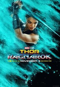 Thor: Ragnarok - Poster / Capa / Cartaz - Oficial 18