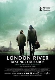 London River - Destinos Cruzados - Poster / Capa / Cartaz - Oficial 5