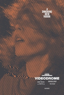 Videodrome - A Síndrome do Vídeo - Poster / Capa / Cartaz - Oficial 10