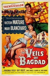 O Príncipe de Bagdá - Poster / Capa / Cartaz - Oficial 1