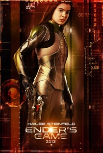 Ender's Game - O Jogo do Exterminador - Poster / Capa / Cartaz - Oficial 10
