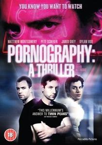 Pornography: A Thriller - Poster / Capa / Cartaz - Oficial 1