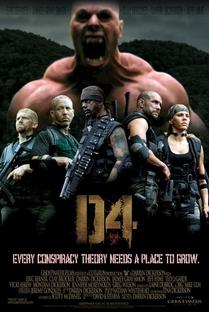 D4 - Poster / Capa / Cartaz - Oficial 1