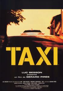 Táxi - Velocidade nas Ruas - Poster / Capa / Cartaz - Oficial 2
