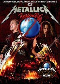 Metallica - Rock in Rio 2013 - Poster / Capa / Cartaz - Oficial 1