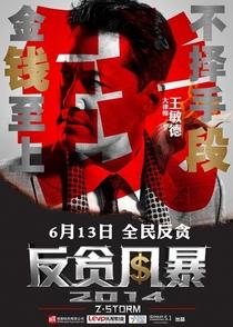 Z Storm - Poster / Capa / Cartaz - Oficial 6