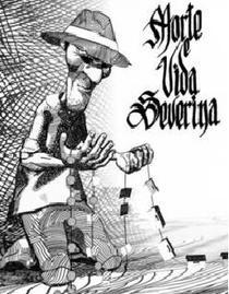 Morte e Vida Severina em Desenho Animado - Poster / Capa / Cartaz - Oficial 3