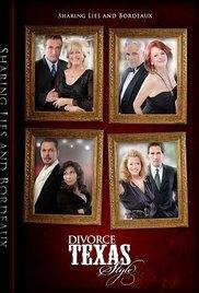 Divorce Texas Style - Poster / Capa / Cartaz - Oficial 1