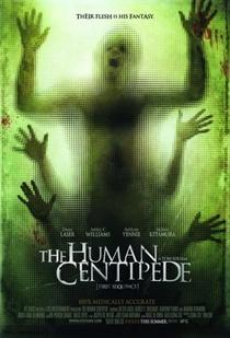A Centopéia Humana - Poster / Capa / Cartaz - Oficial 1