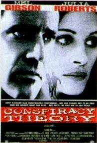 Teoria da Conspiração - Poster / Capa / Cartaz - Oficial 3