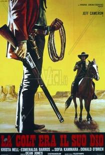O Colt Era o Seu Deus - Poster / Capa / Cartaz - Oficial 3