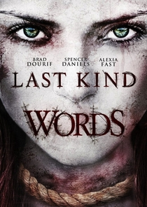 Last Kind Words - Poster / Capa / Cartaz - Oficial 1