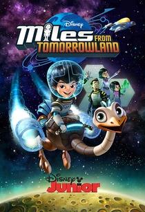 Miles do Amanhã - Poster / Capa / Cartaz - Oficial 2
