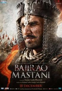 Bajirao Mastani - Poster / Capa / Cartaz - Oficial 3