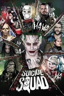 Esquadrão Suicida - Poster / Capa / Cartaz - Oficial 12