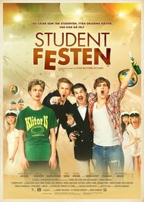 Studentfesten - Poster / Capa / Cartaz - Oficial 1