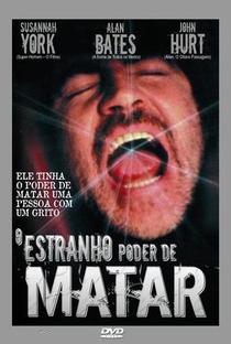 O Estranho Poder de Matar - Poster / Capa / Cartaz - Oficial 4