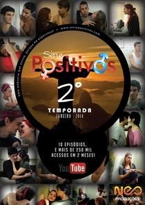 Positivos (2ª Temporada) - Poster / Capa / Cartaz - Oficial 1