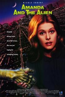 Amanda and the Alien - Poster / Capa / Cartaz - Oficial 1