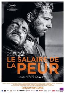 O Salário do Medo - Poster / Capa / Cartaz - Oficial 4